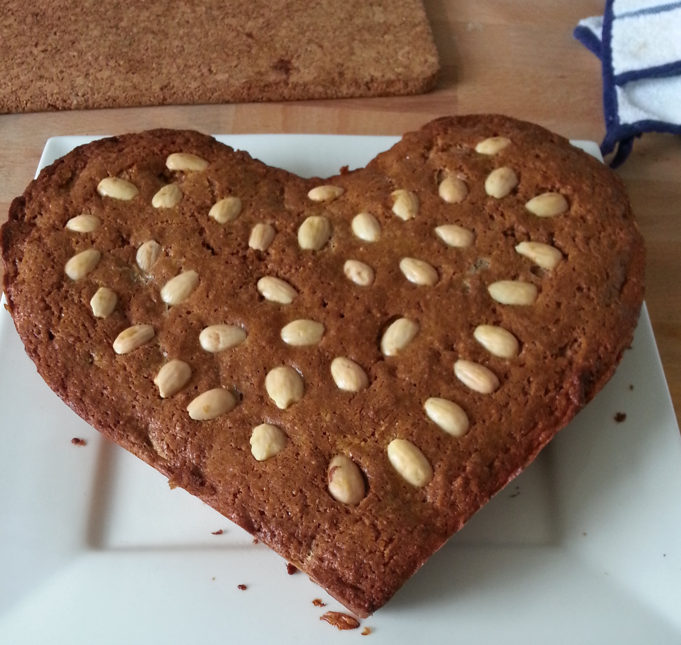 Speculaas with Almond Paste