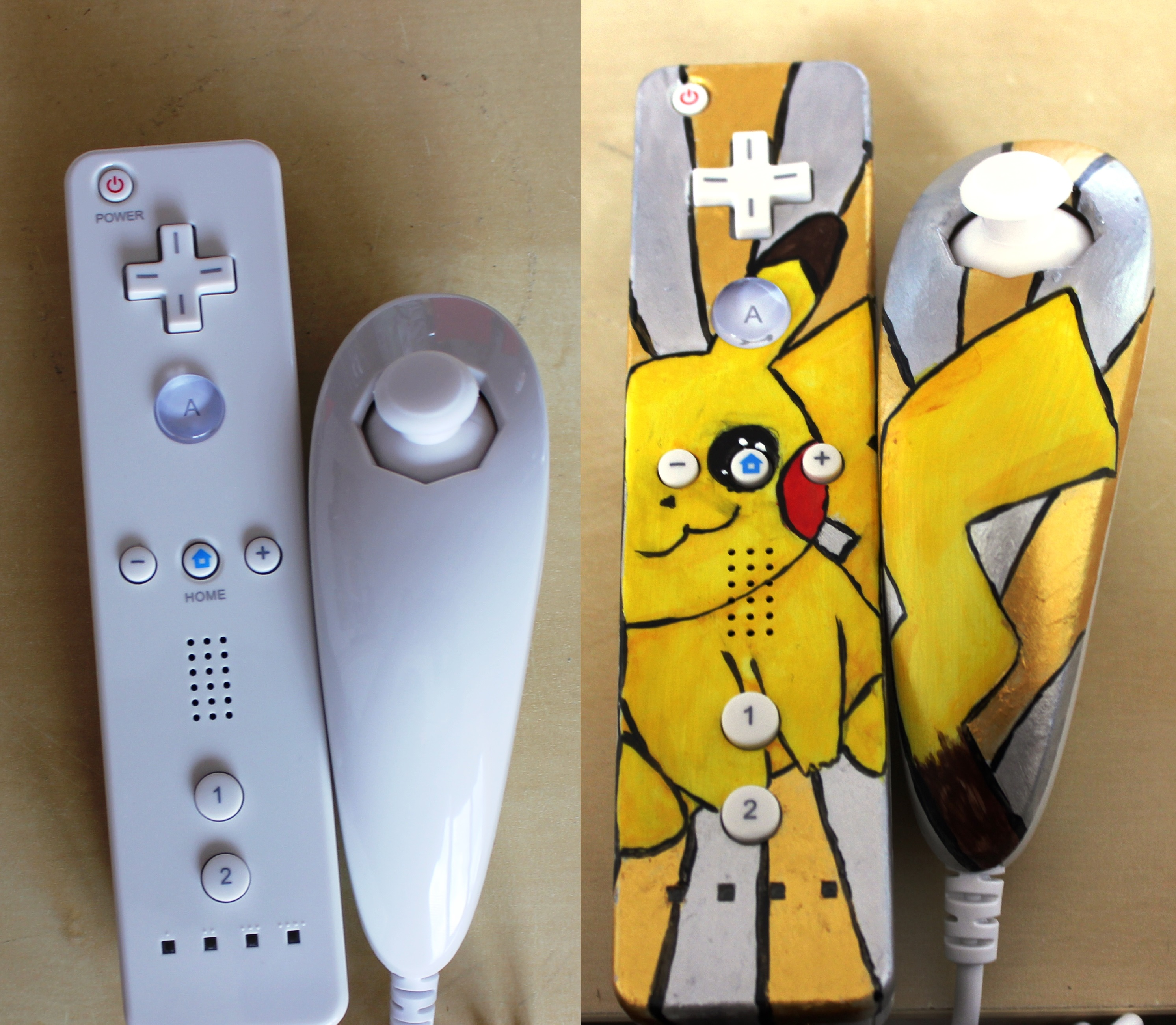Custom Wiimote Tutorial