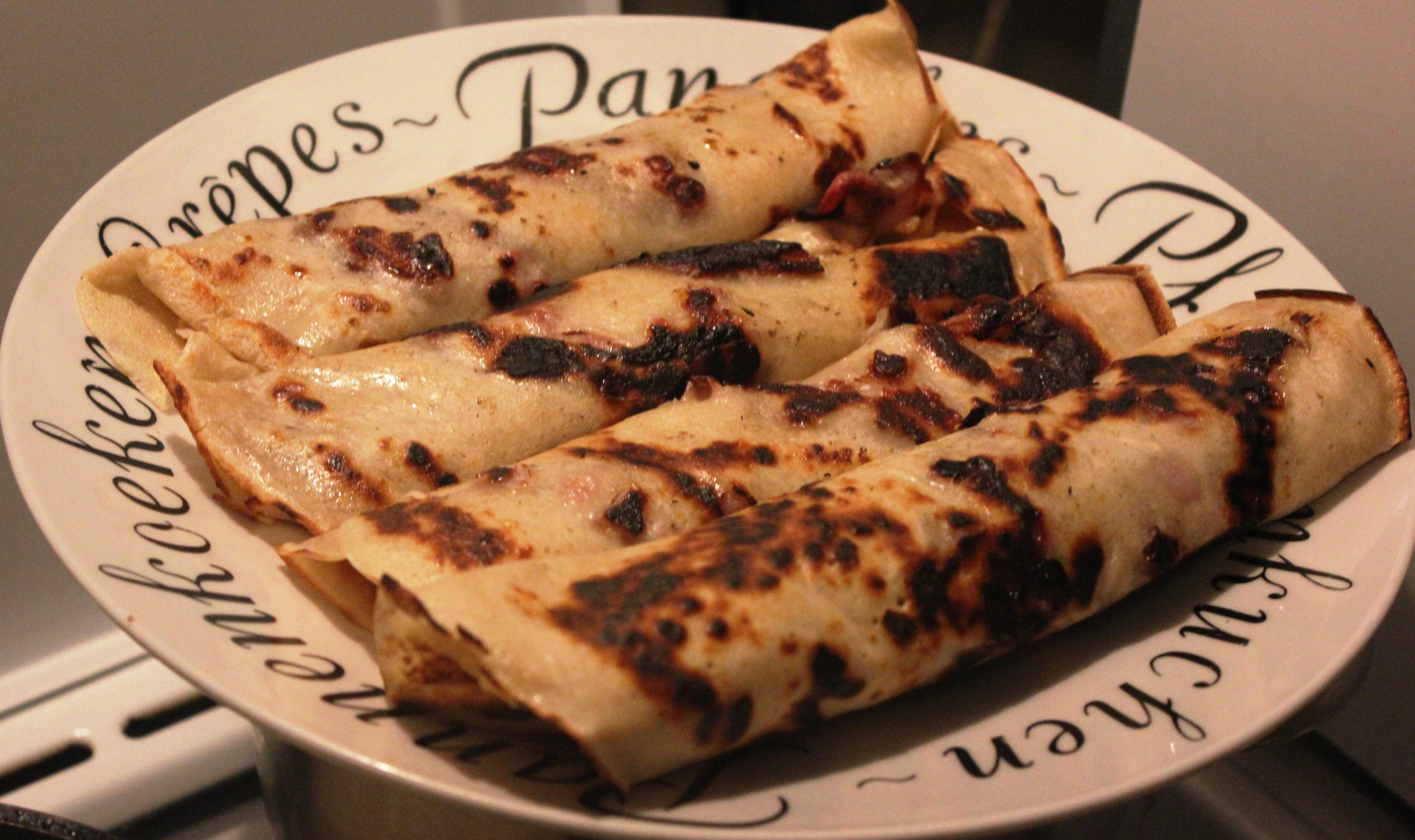 Saint Pancake! (Dutch pancakes)