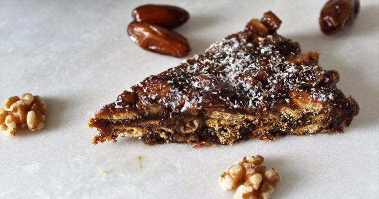 CopyCat Recipe: Bagels&Beans Date Pie