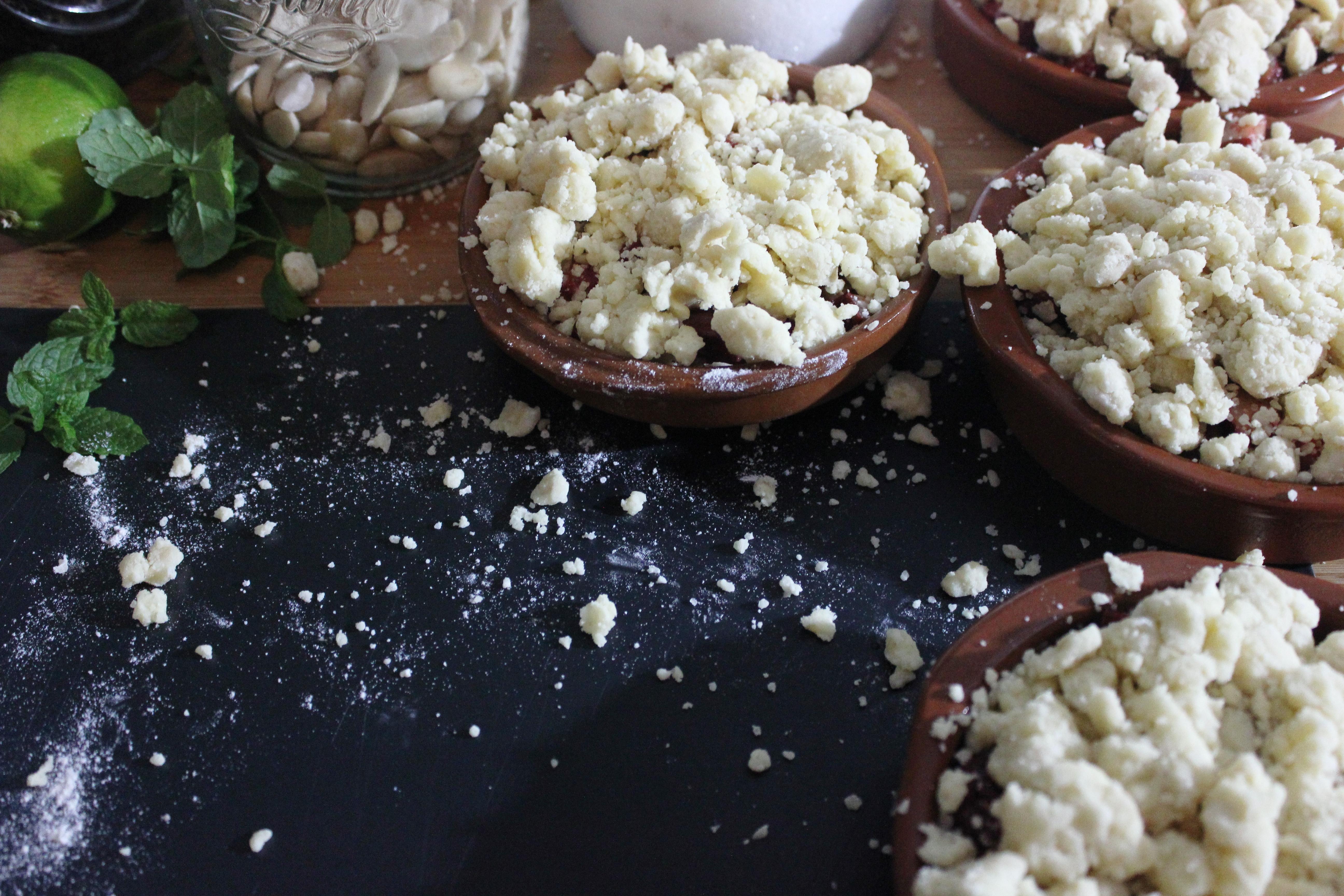 Basic Recipe Crumble Dough